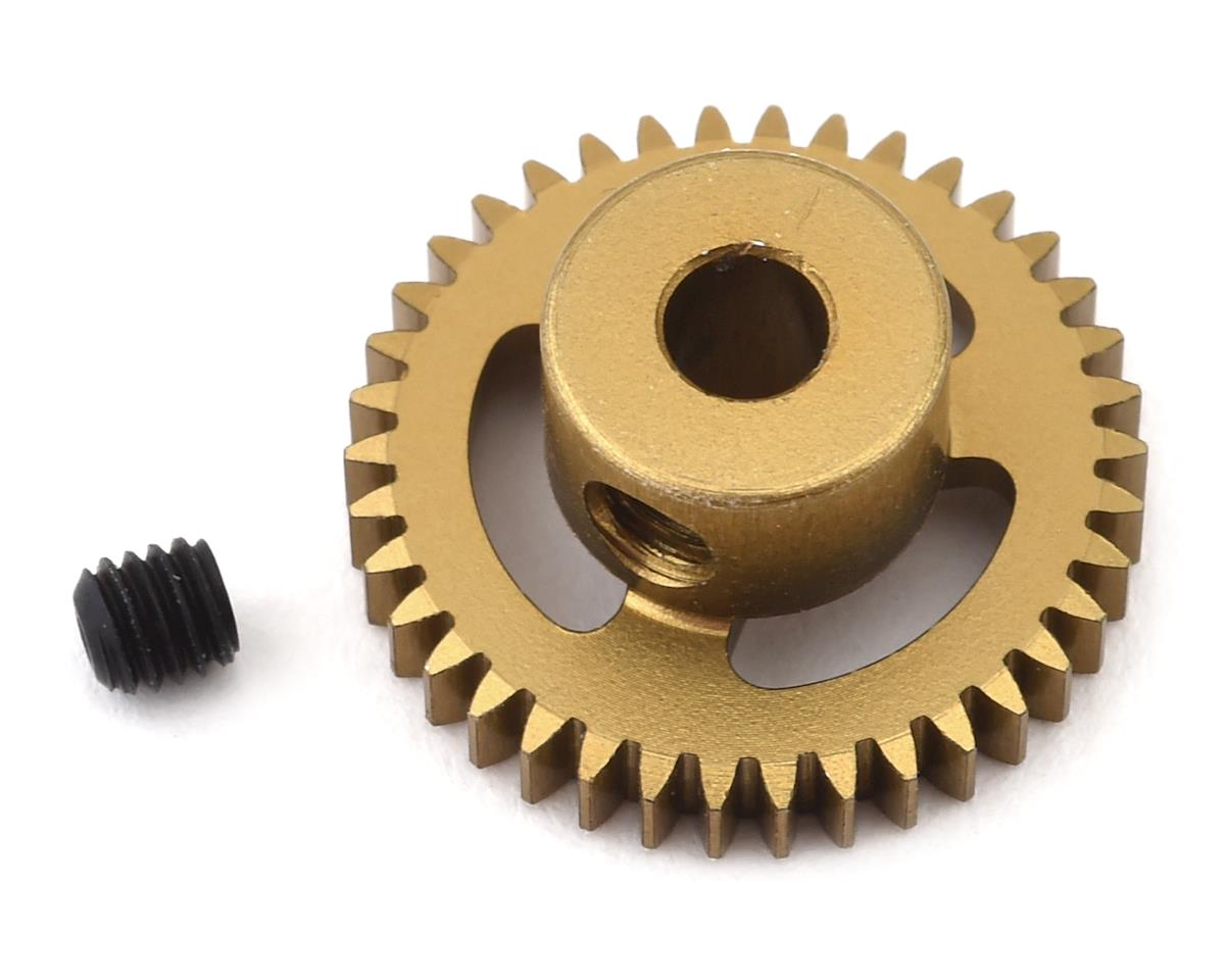 Trinity 64P Ultra Light Weight Aluminum Pinion Gear (3.17mm Bore) (38T)