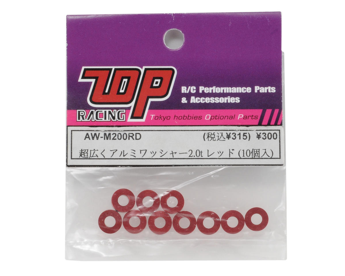 T.O.P Racing Products Spacer (10)