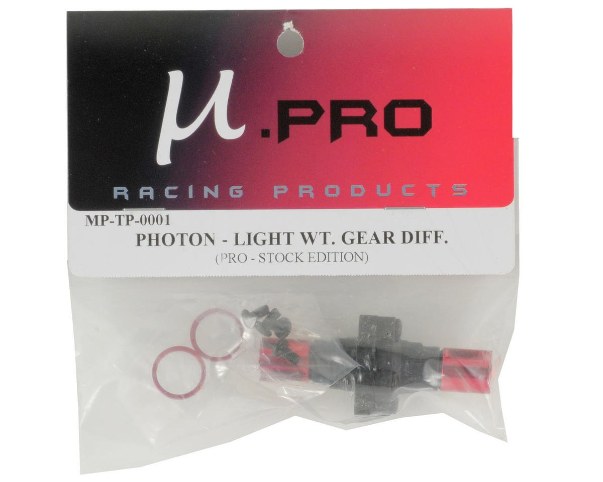 T.O.P Racing Products Light Weight Gear Differential (Pro-Stock Edition)