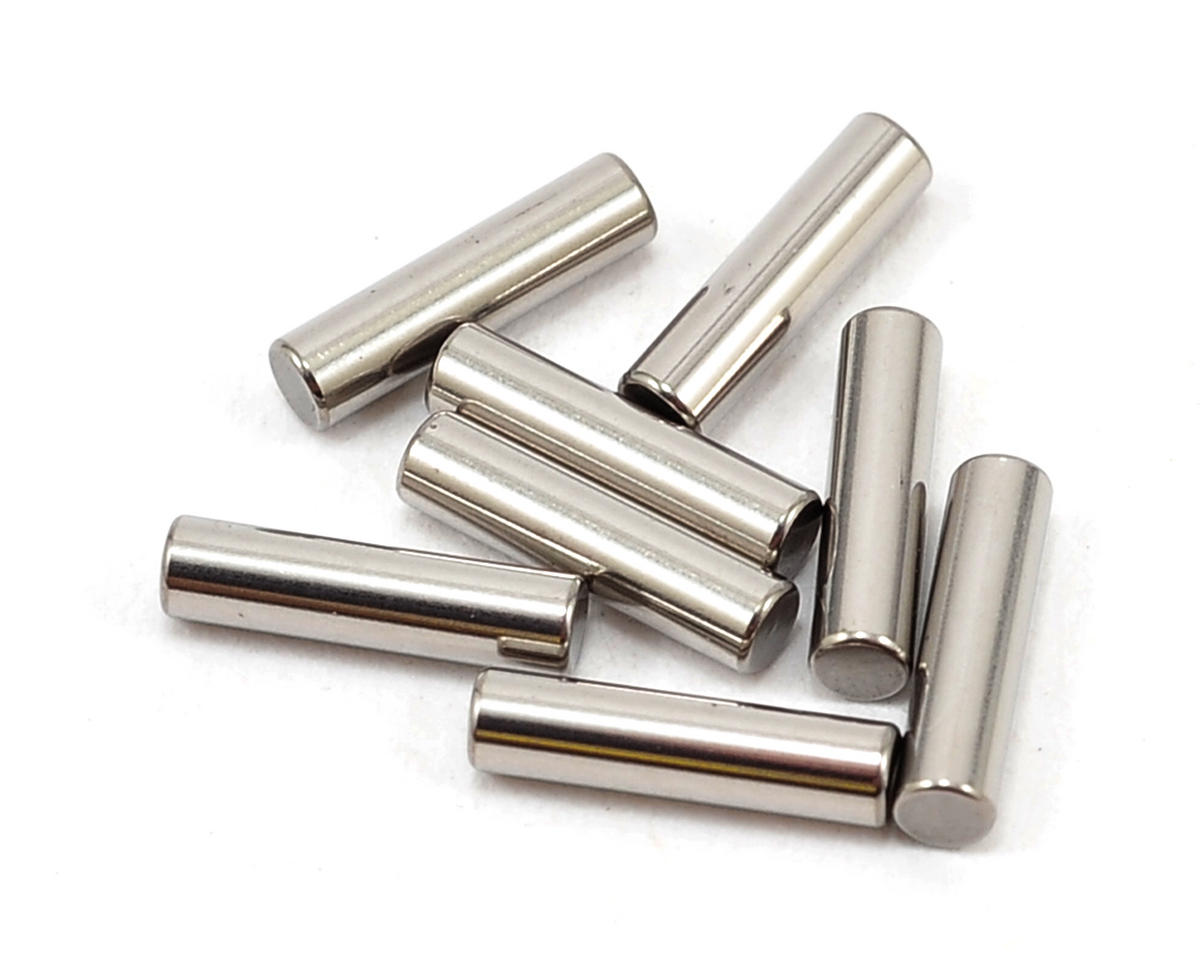 T.O.P Racing Products 2x8mm Steel Pin (8)