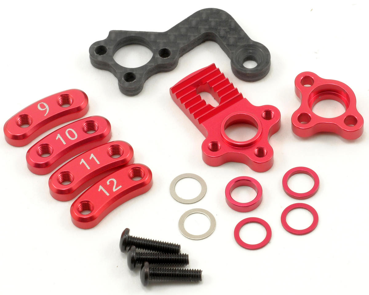 T.O.P Racing Products Alloy Steering Crank Set