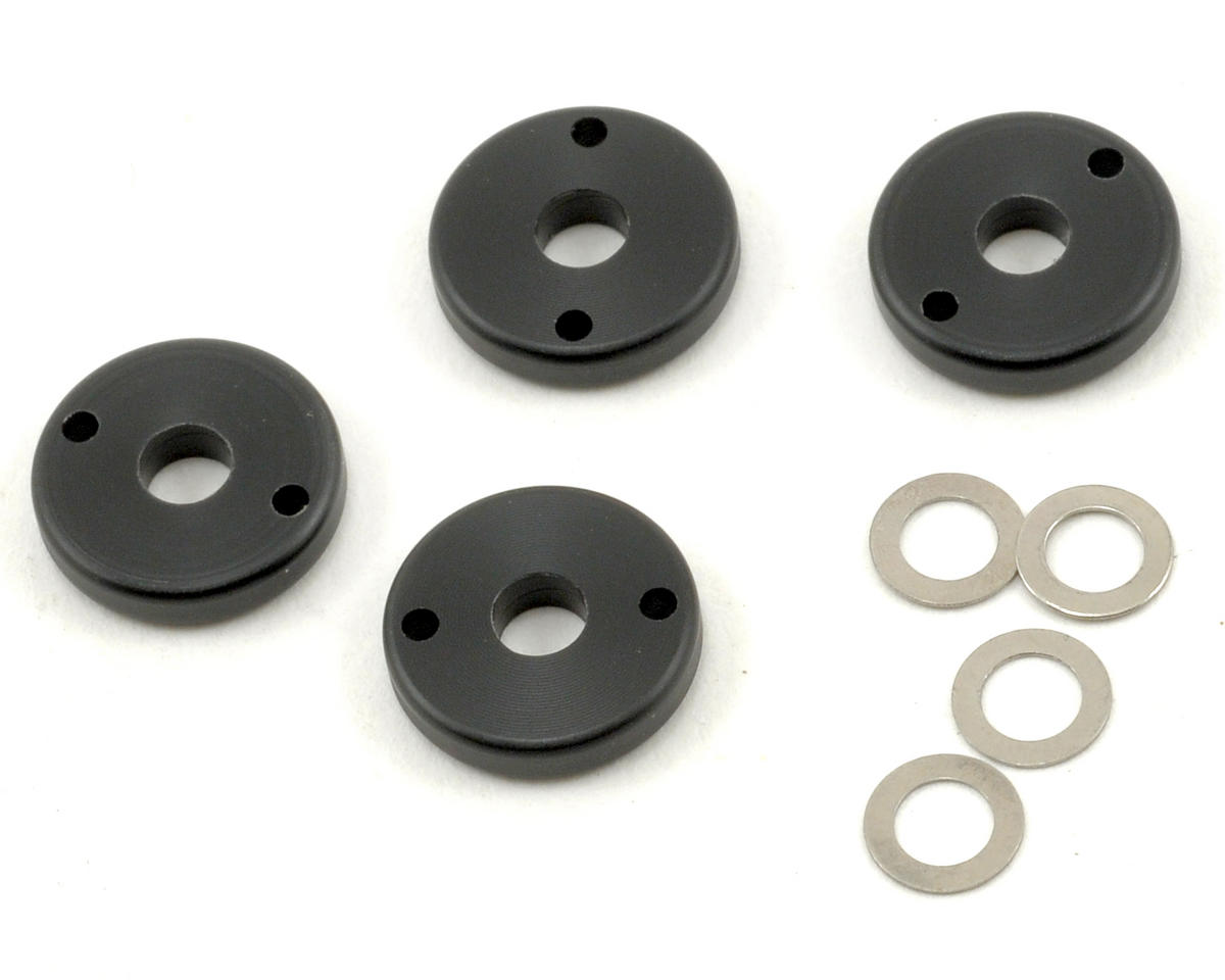 T.O.P Racing Products 1.2 x 2 Hole Shock Piston Set (4)