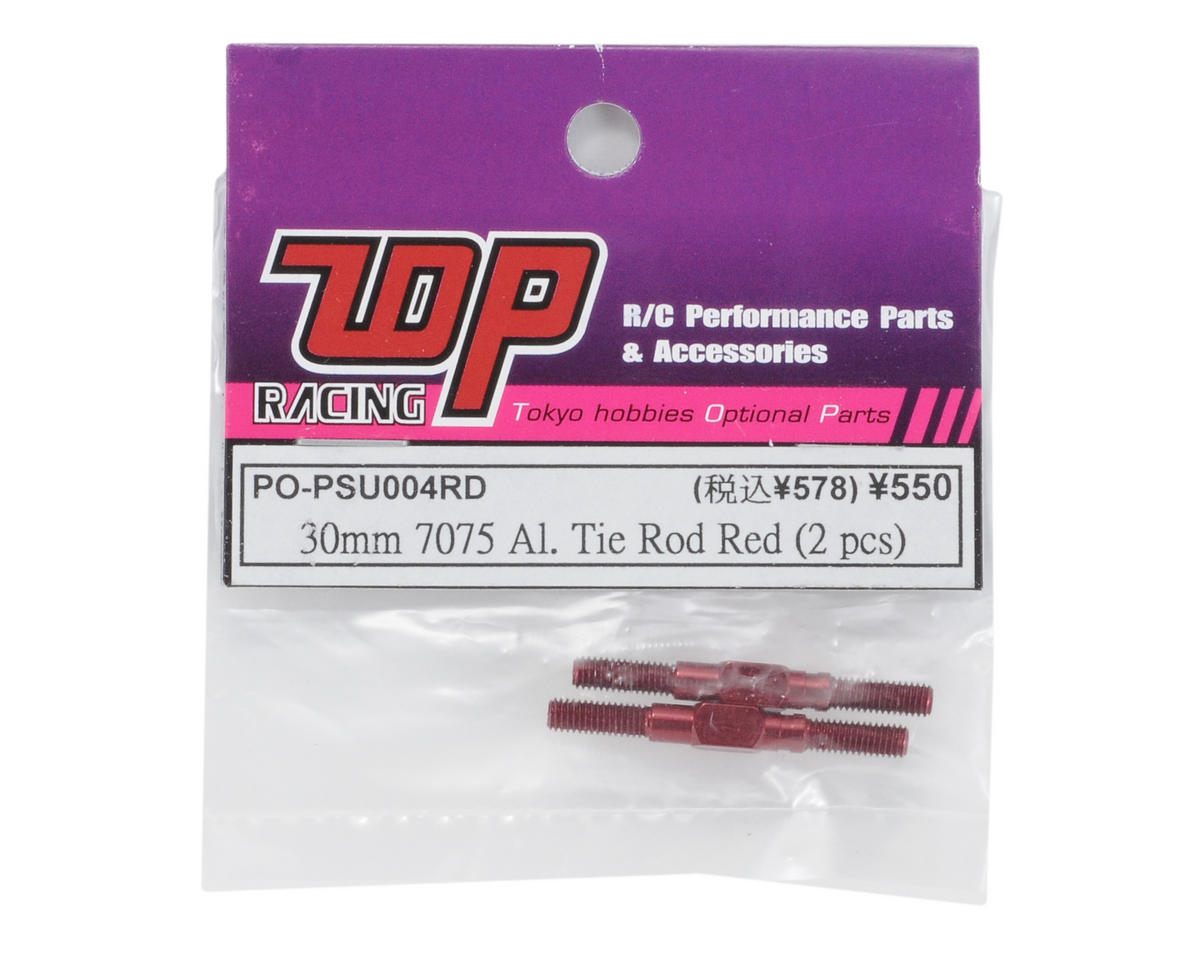 T.O.P Racing Products 3x30mm Aluminum Tie Rod (2)