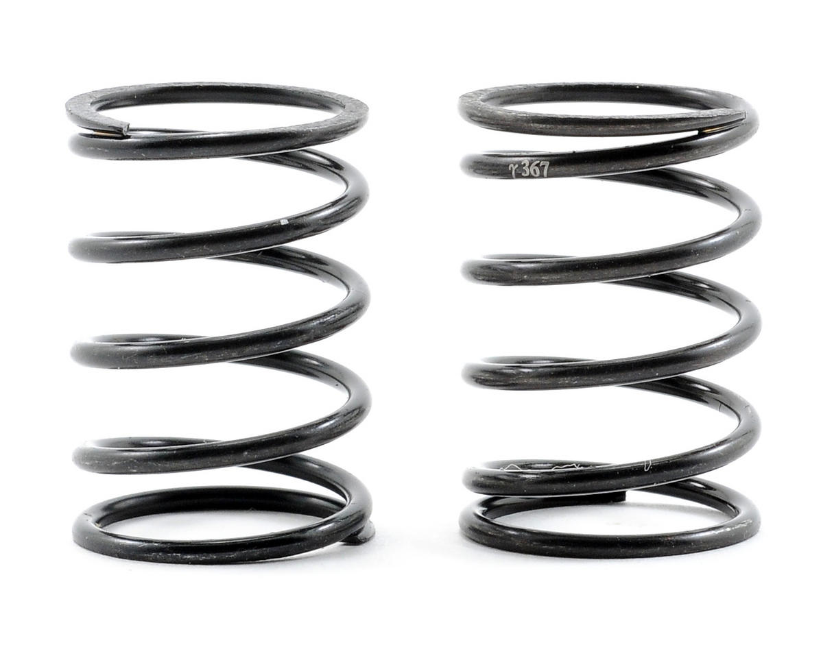 T.O.P Racing Products 14x1.5x5.75 Shock Spring (367gf/mm - 20.5lb/in) (2)