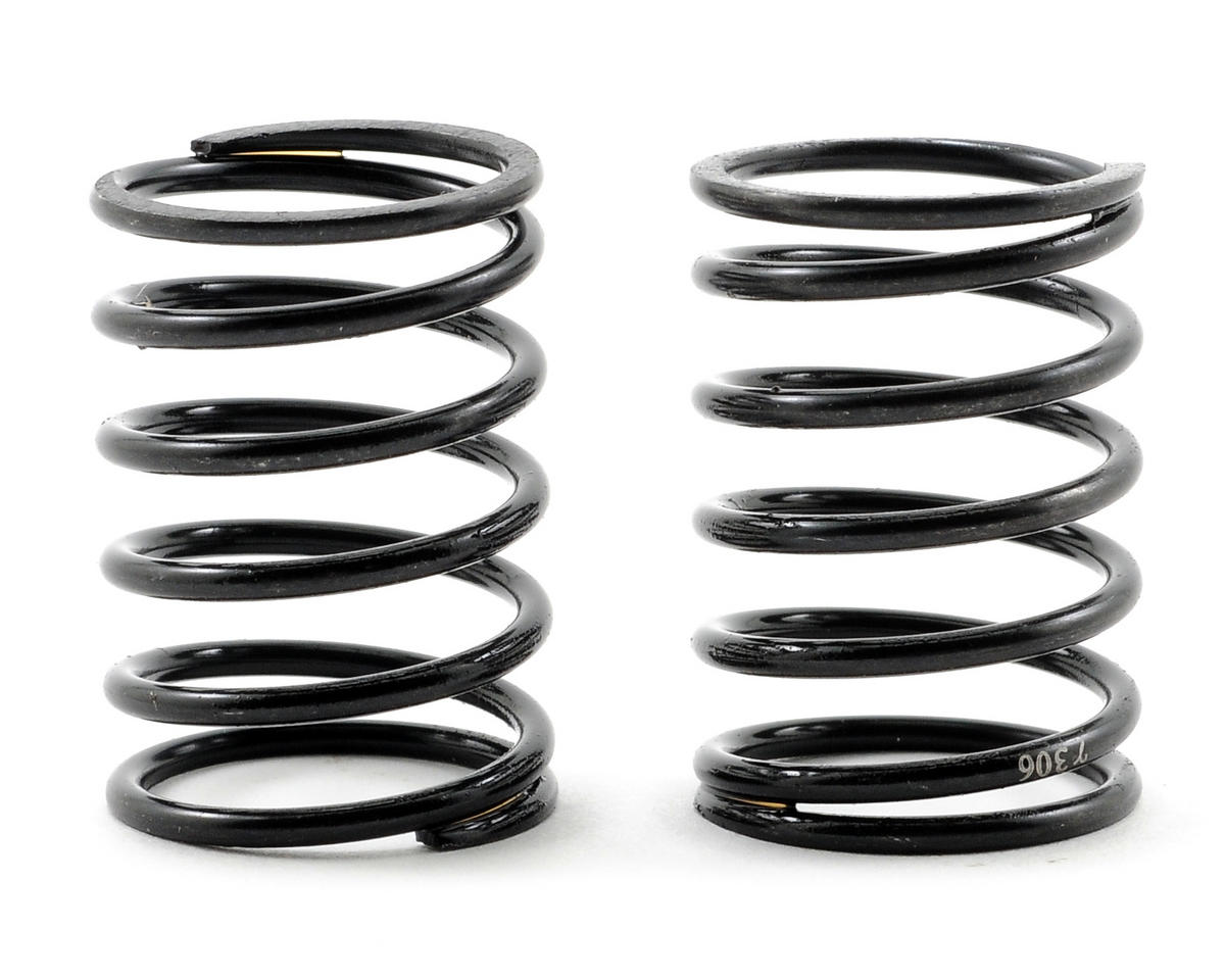 T.O.P Racing Products 14x1.5x6.50mm Shock Spring (Rubber Spec) (306gf/mm - 17.1lb/in)