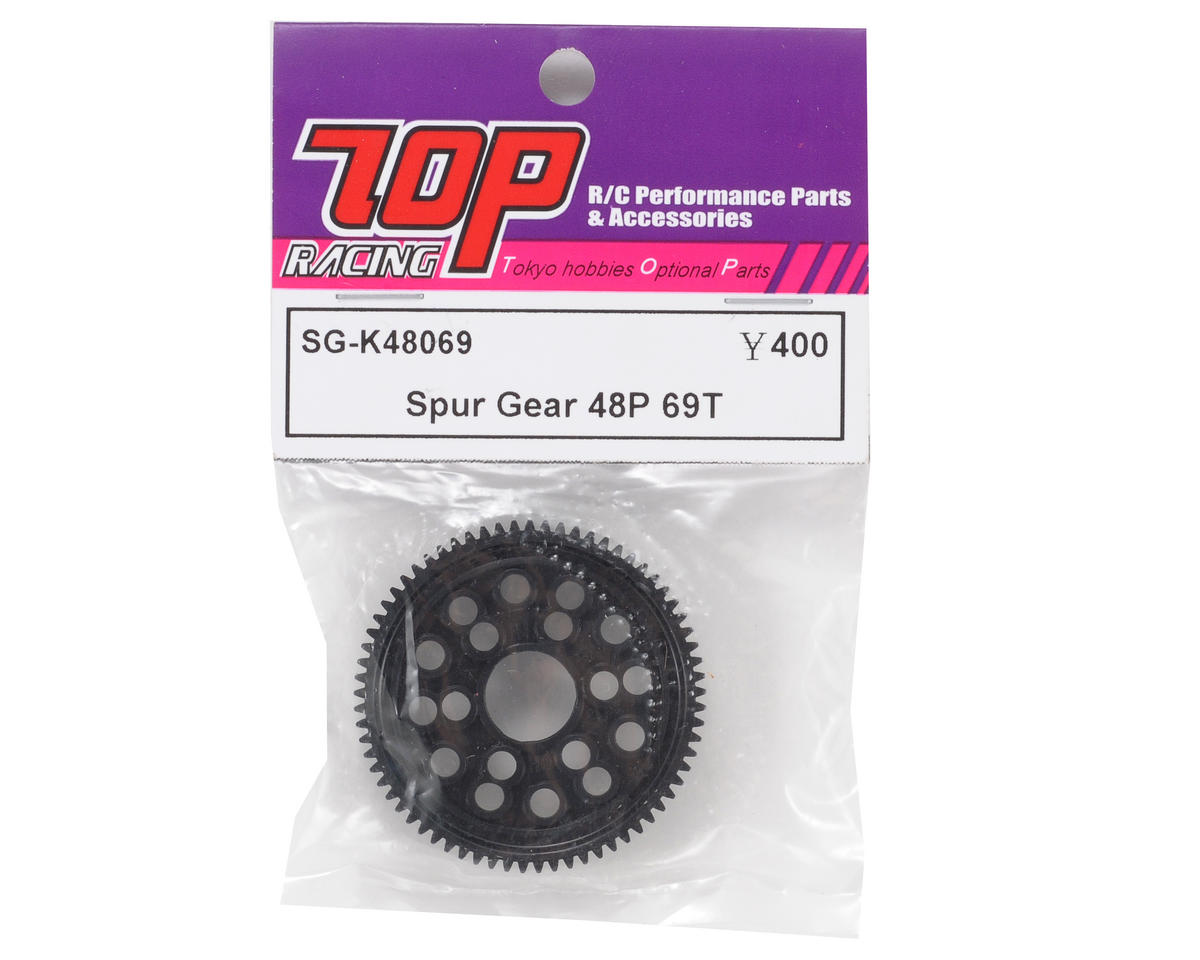 T.O.P Racing Products 48P Spur Gear (69T)