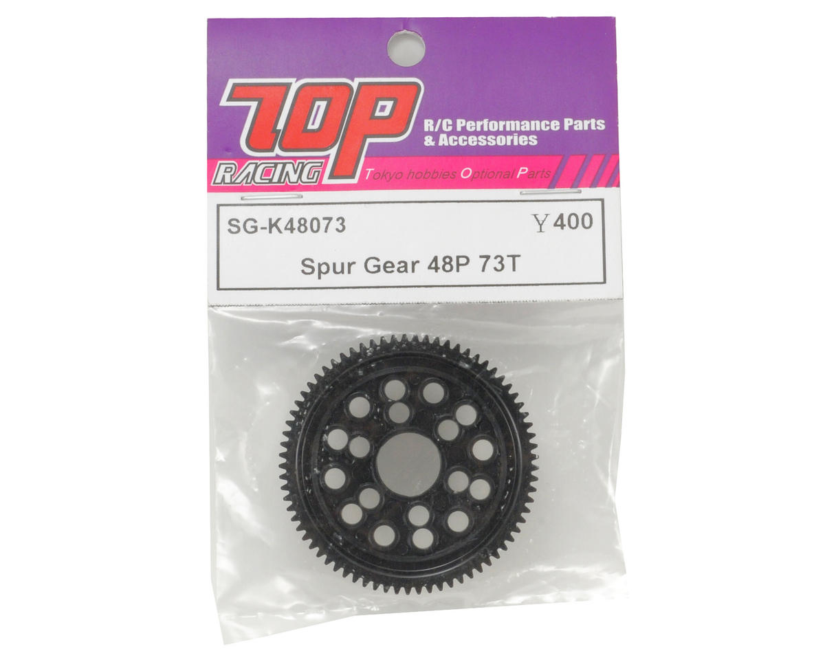 T.O.P Racing Products 48P Spur Gear (73T)