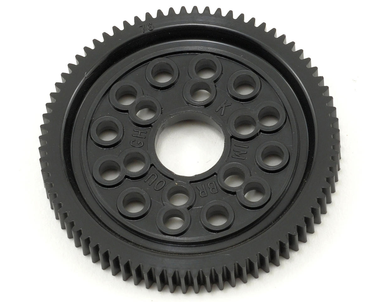 T.O.P Racing Products 48P Spur Gear (76T)
