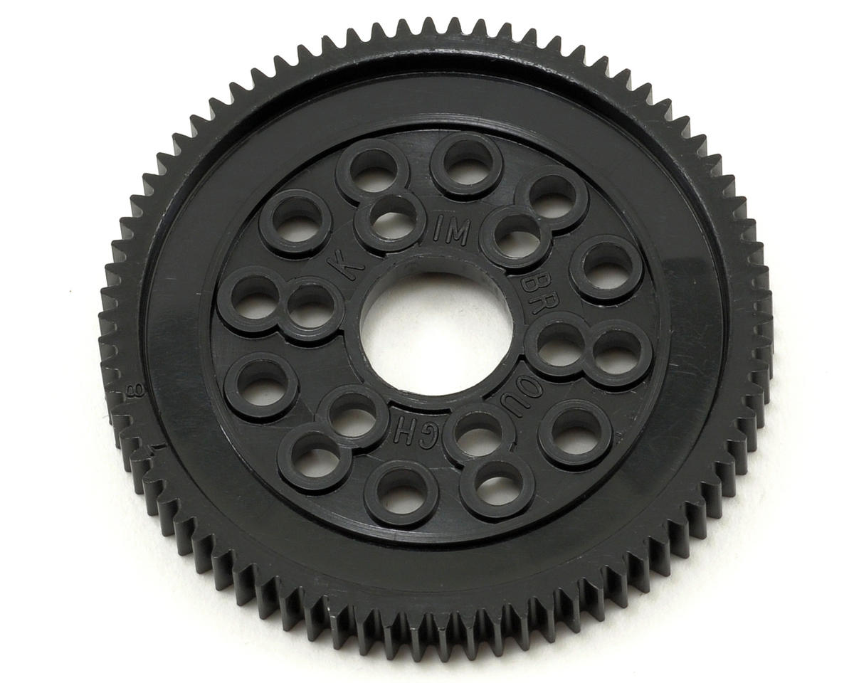 T.O.P Racing Products 48P Spur Gear (78T)