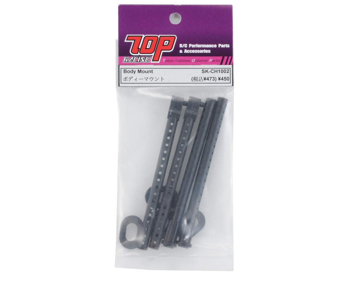 T.O.P Racing Products Body Post Set