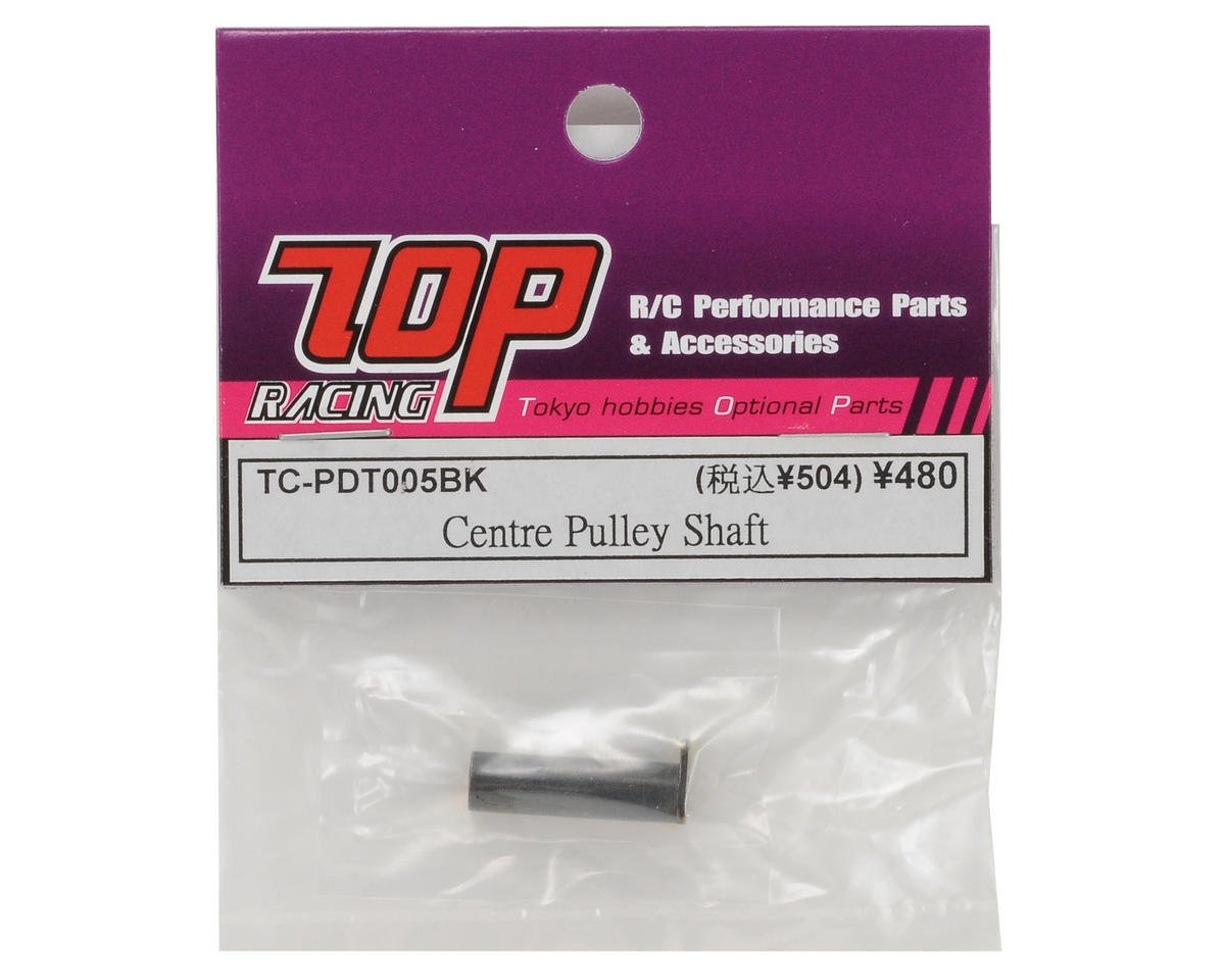 T.O.P Racing Products Center Pulley Shaft