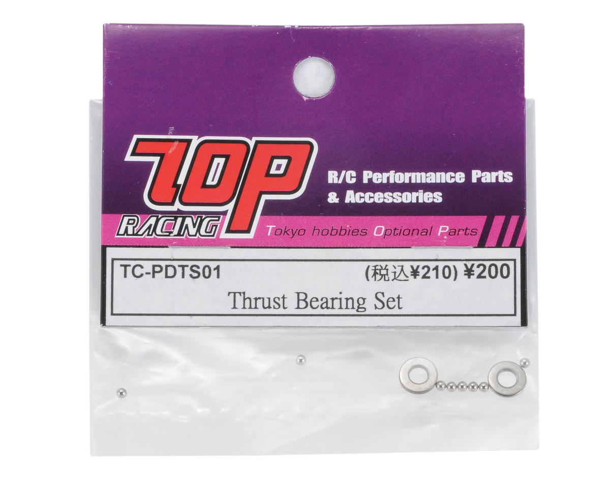 T.O.P Racing Products Thrust Bearing Set