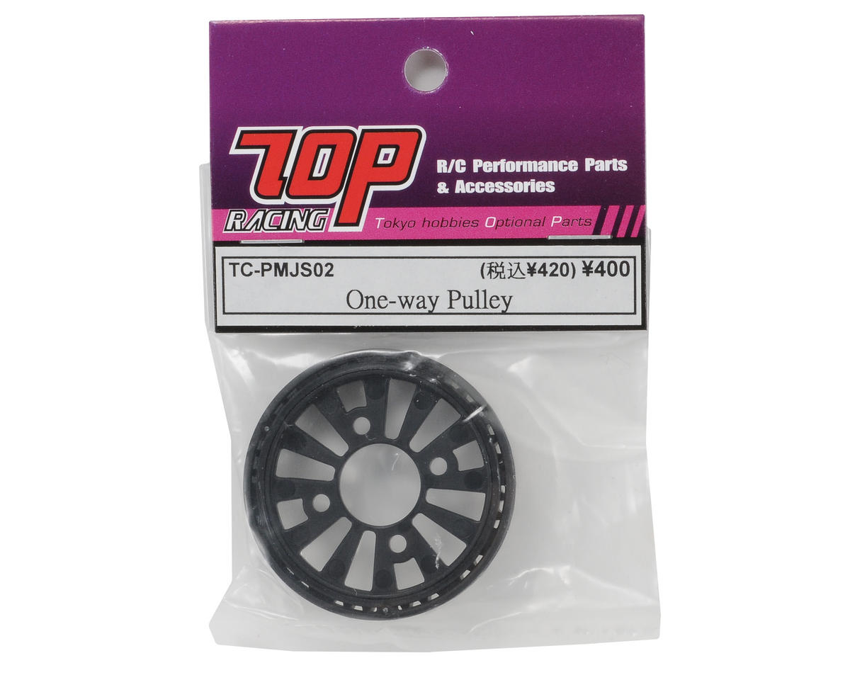 T.O.P Racing Products One-Way Pulley
