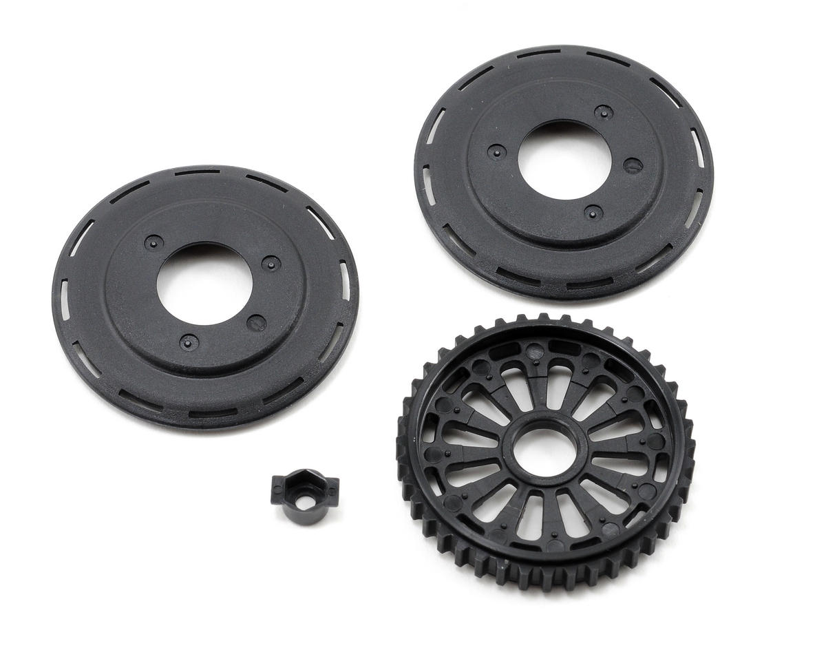 T.O.P Racing Products 40T Differential Pulley