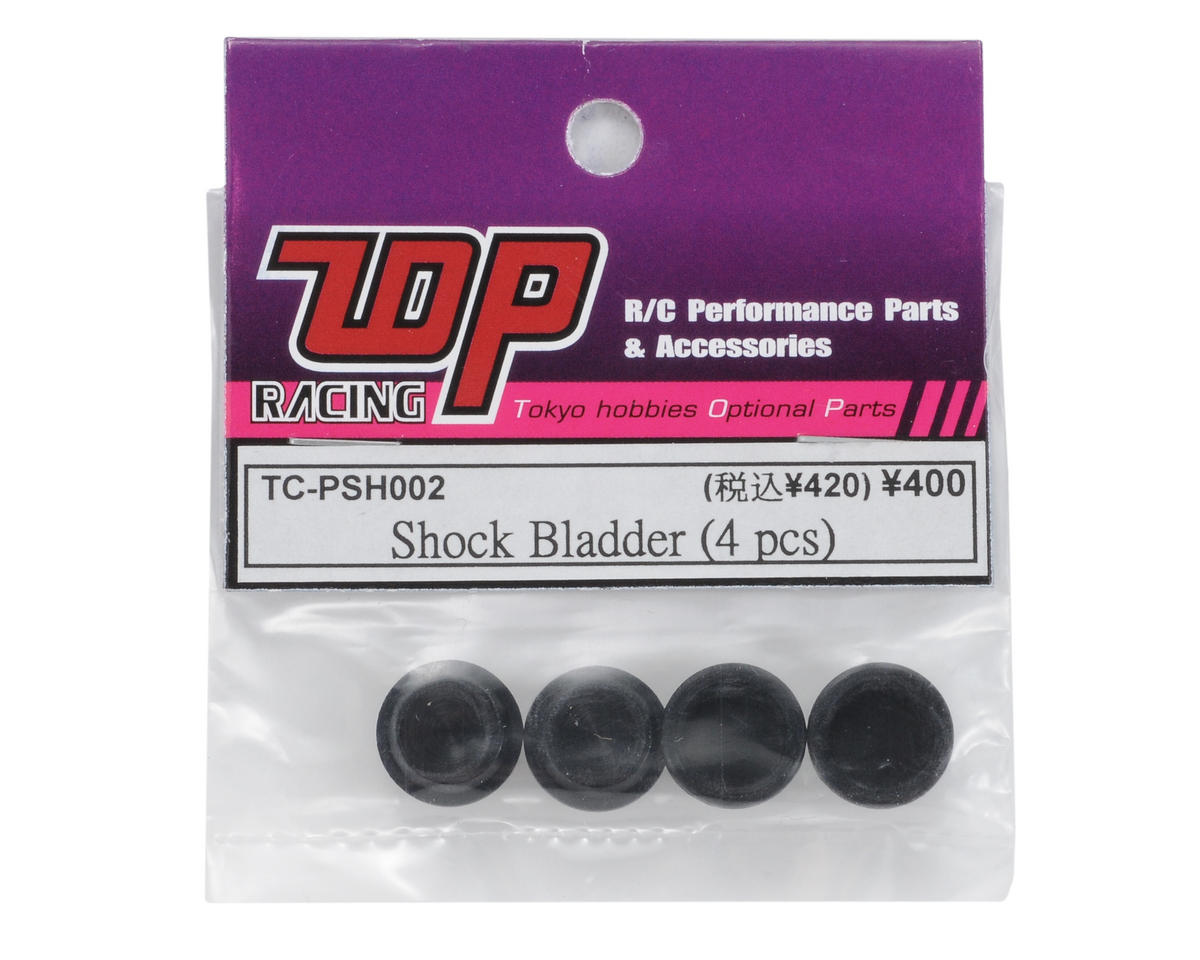 T.O.P Racing Products Shock Bladder (4)