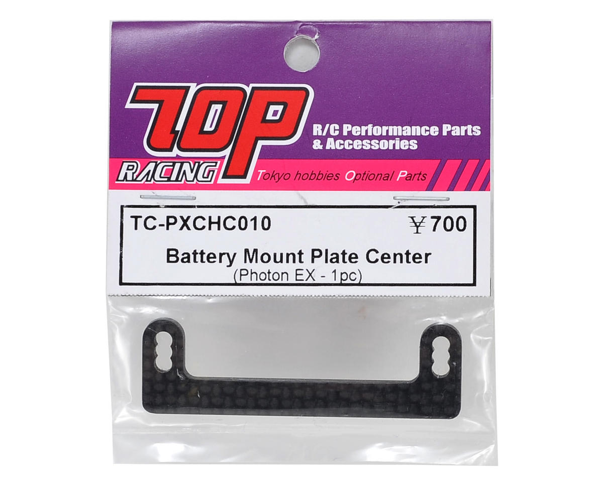 T.O.P Racing Products Center Battery Mount Plate
