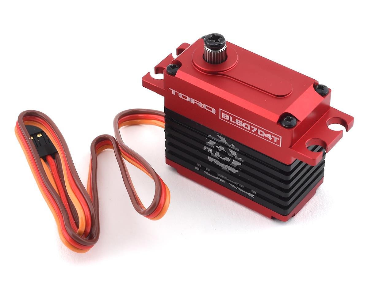 Torq BLS0704T Full Size HV Brushless Rudder Servo (Helicopters Only)