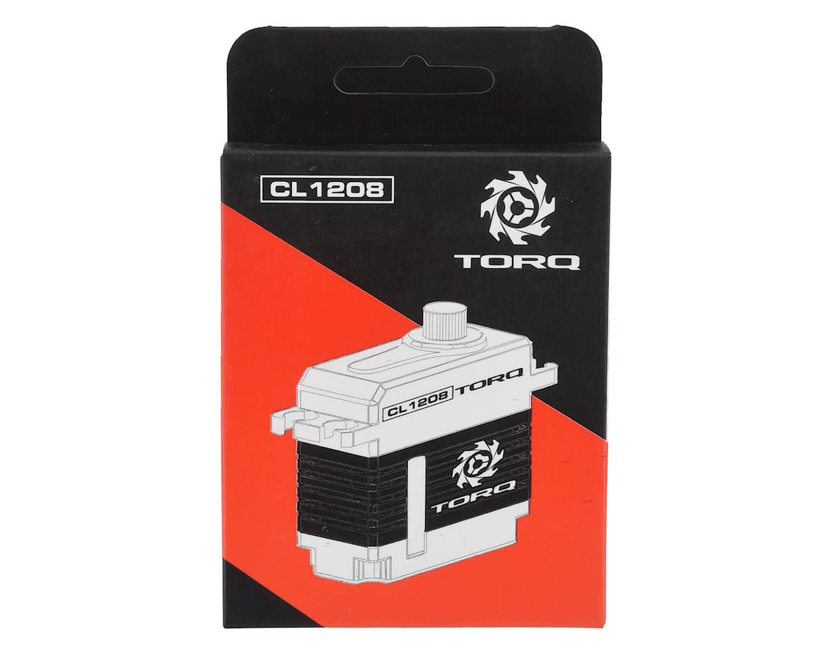 Torq CL1208 Mini HV Coreless Servo