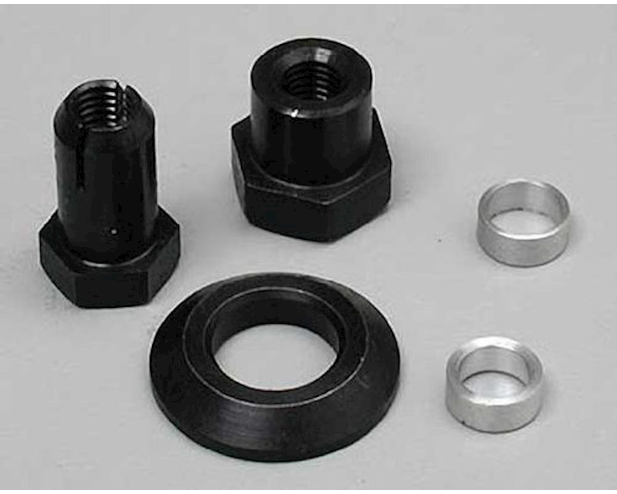 Tru Turn TT-0717A Short Shaft Dbe Jam Nut Kit 1.0 Twin Saito