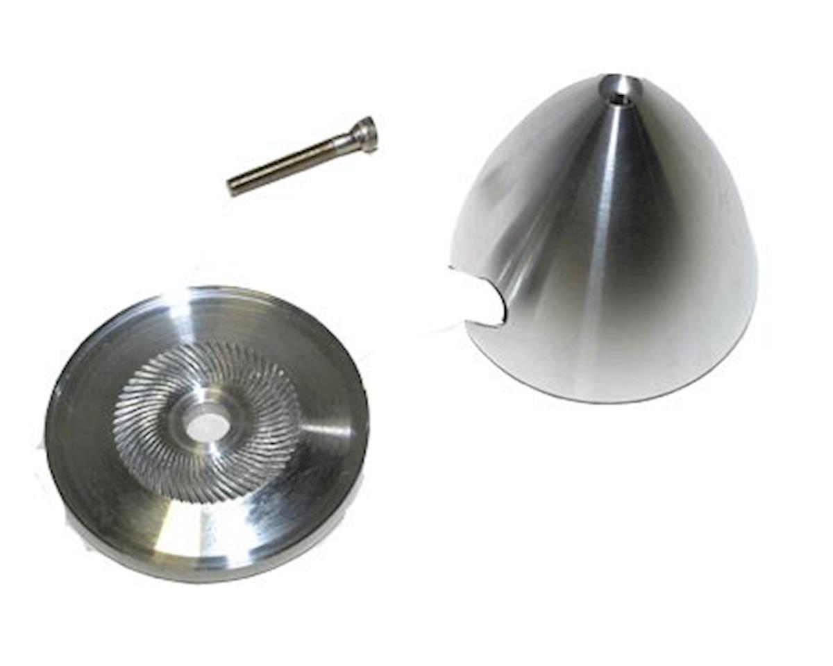"2 Blade Aluminum Spinner,2-3/4"""