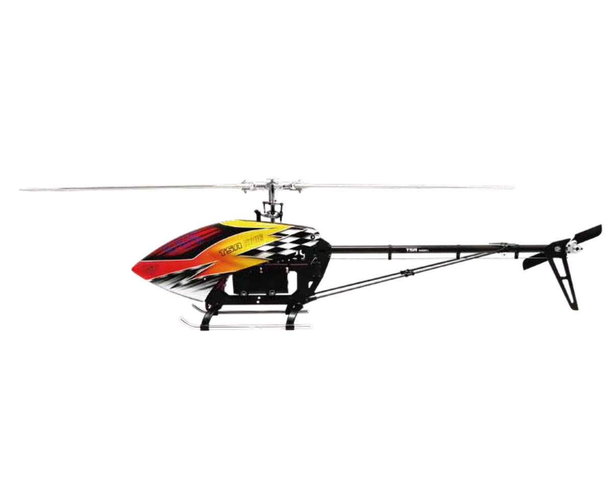 Infusion 600E-Platinum Helicopter Kit by TSA Model