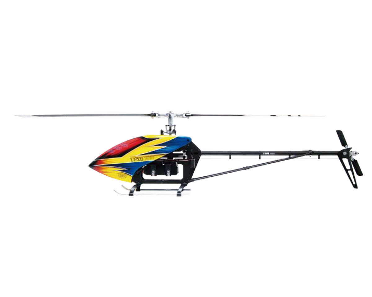 TSA Model Infusion 700E-Platinum Helicopter Kit