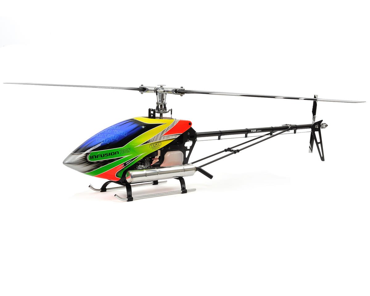 TSA Model Infusion 700N Pro Nitro Helicopter Kit