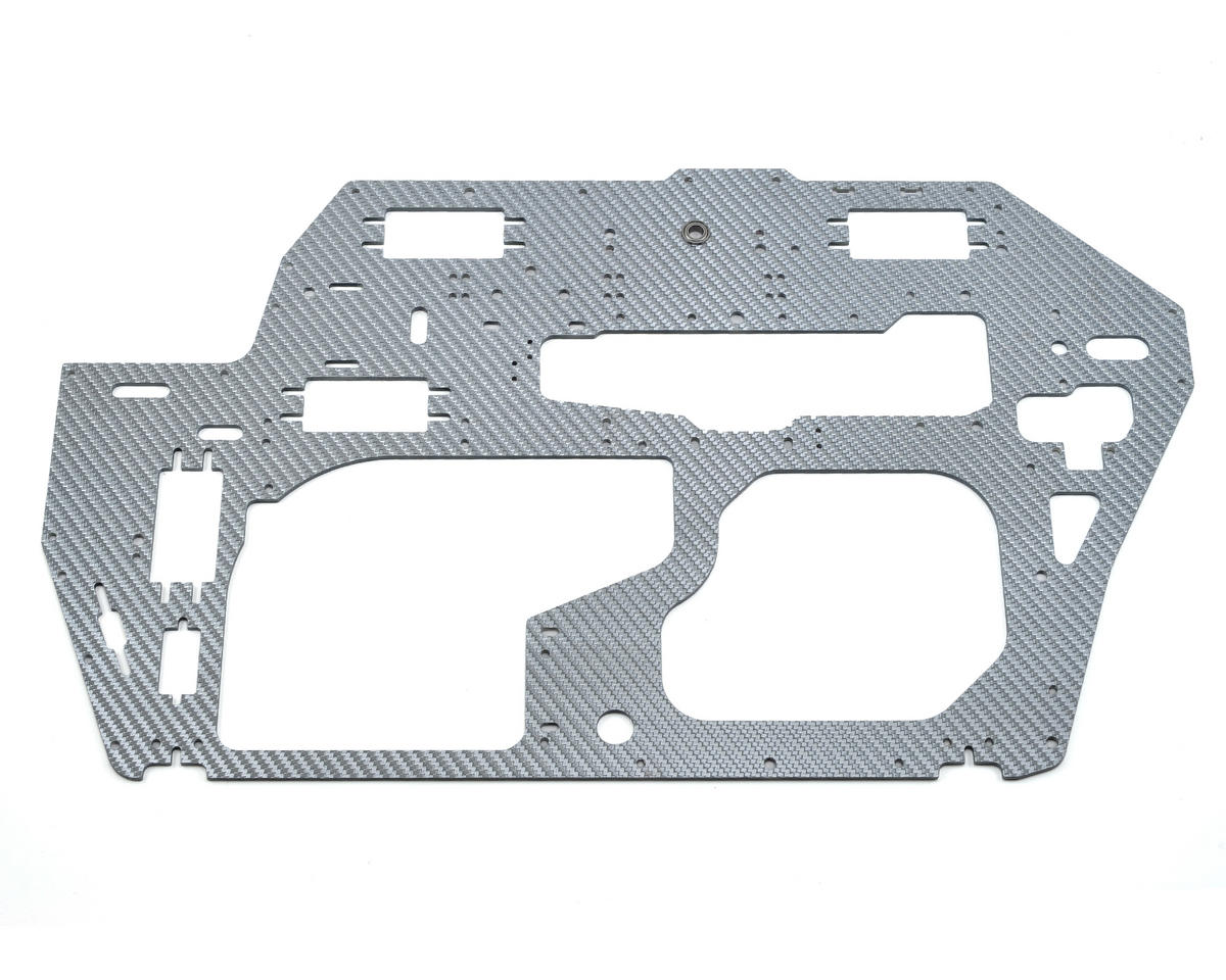 TSA Model 700N Pro Left Frame