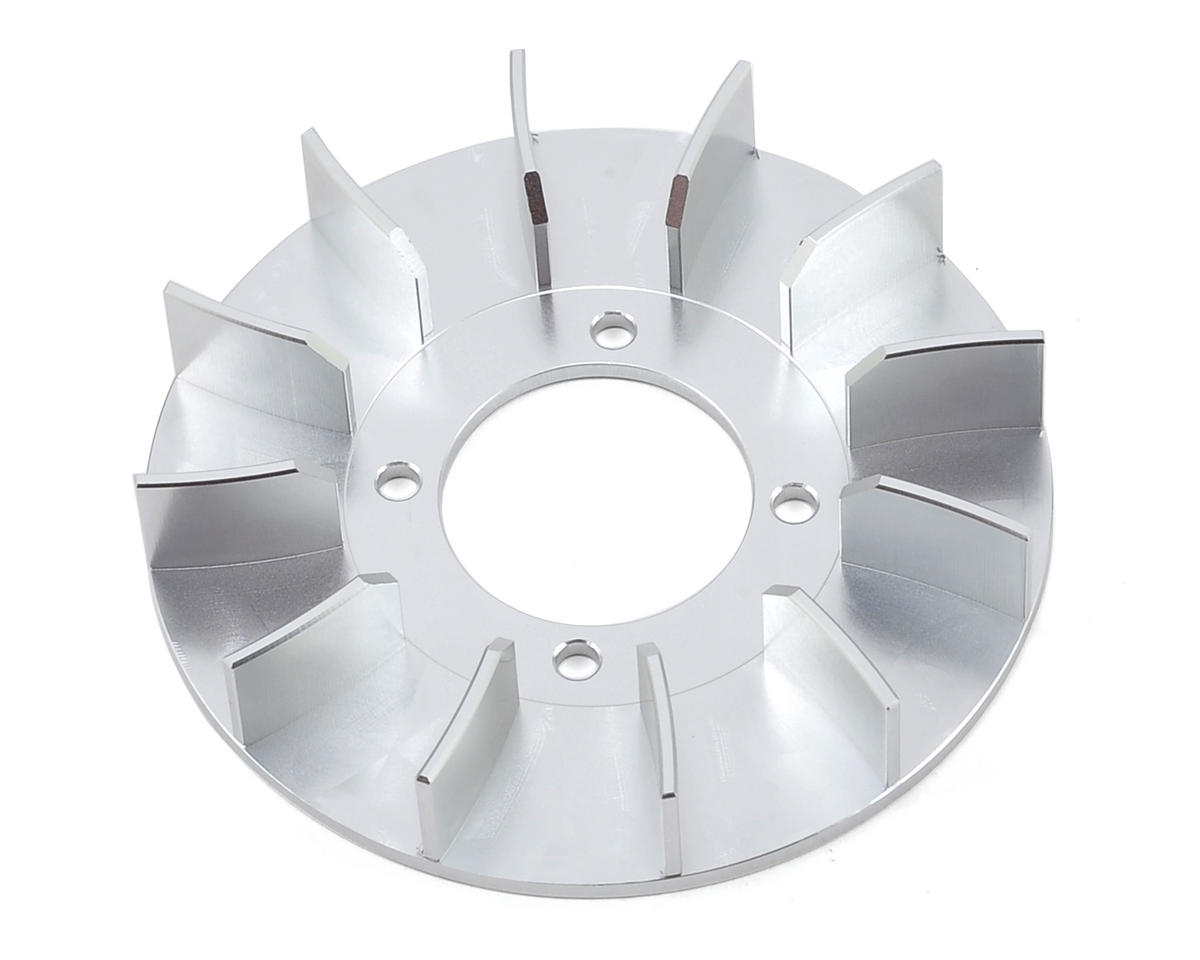TSA Model Infusion 600N Platinum Aluminum Fan