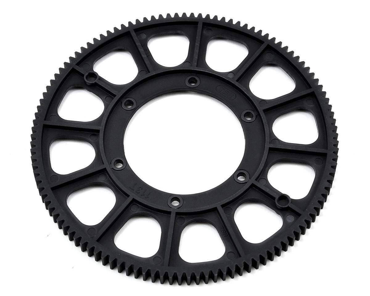 TSA Model Platinum Tail Drive Gear (113T)