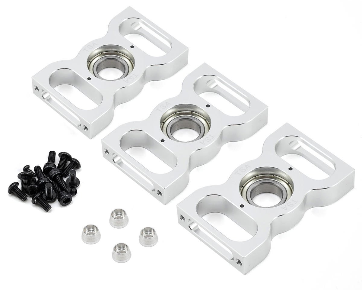 TSA Model Platinum Main Shaft Bearing Block Set