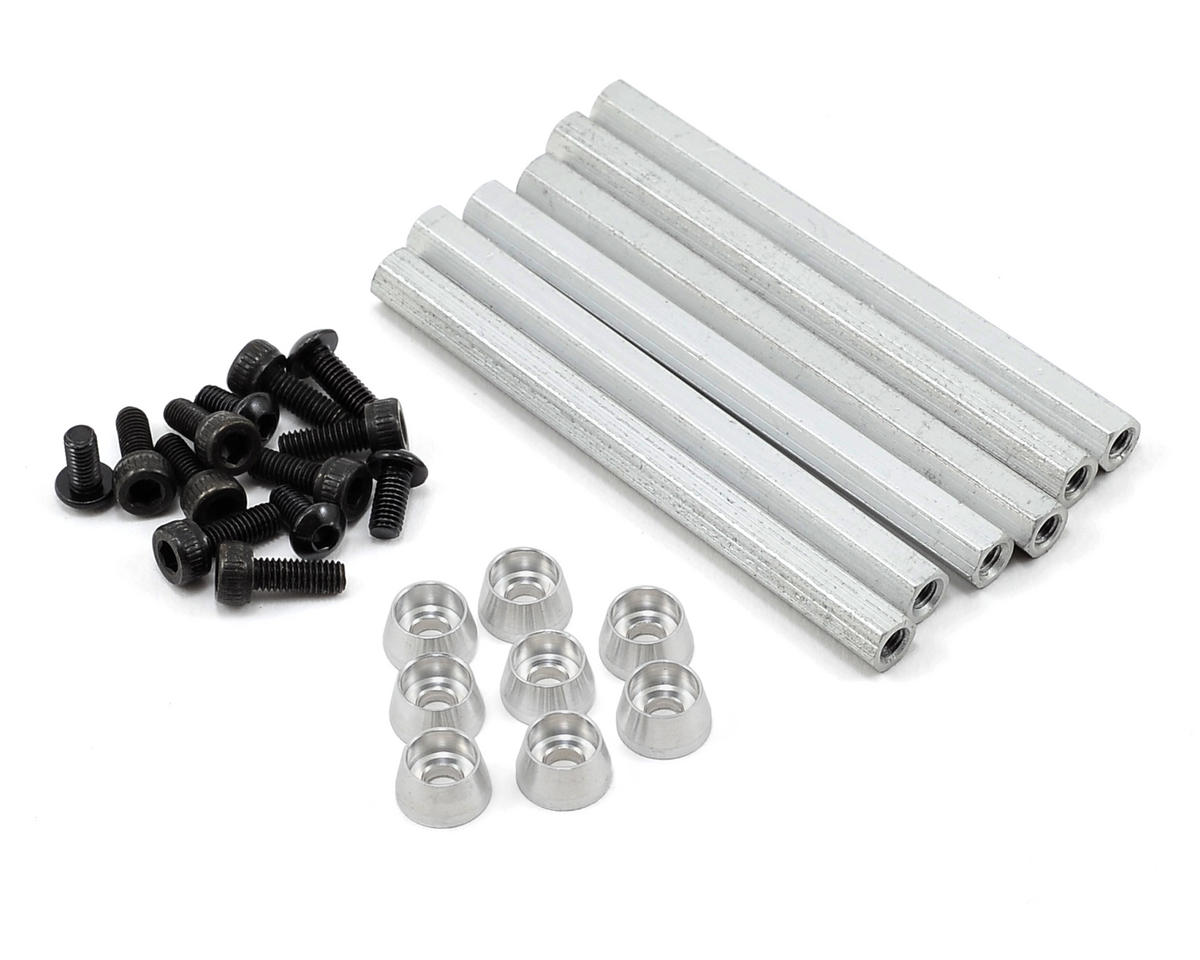 TSA Model Infusion 700E Platinum Hex Insert Set