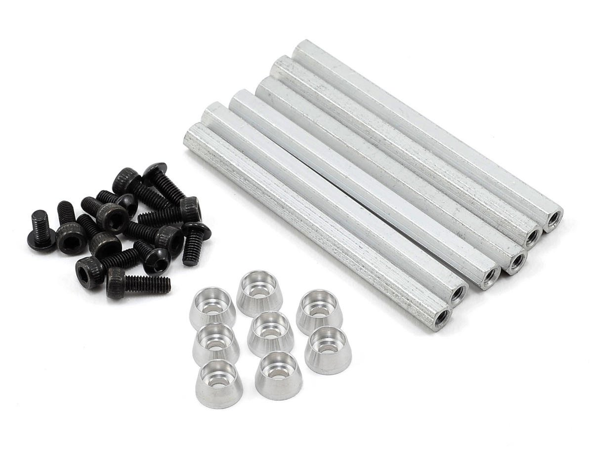 TSA Model Infusion 700N Platinum Hex Insert Set