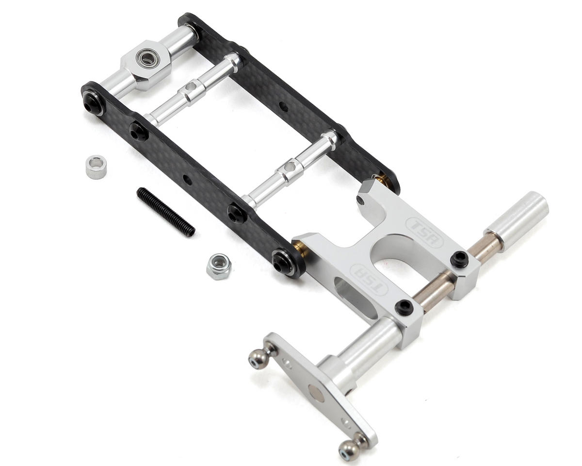 TSA Model Platinum Metal ARE Lever Set