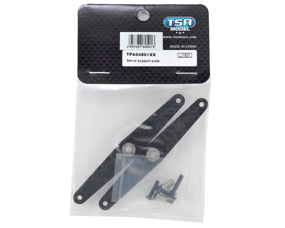 Servo Support Plate Set (2) by TSA Model