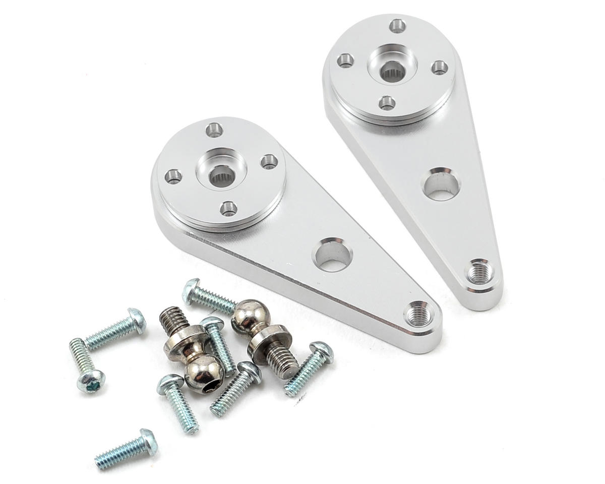 TSA Model Platinum Metal Servo Horn Set (25T-Futaba/Orion/Savox/ProTek)