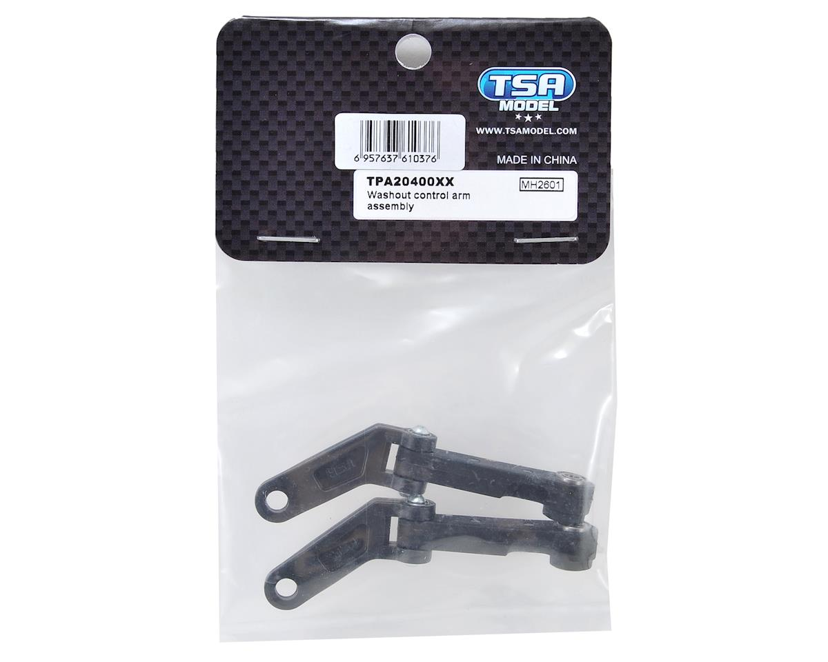 TSA Model Washout Control Arm Assembly (2)