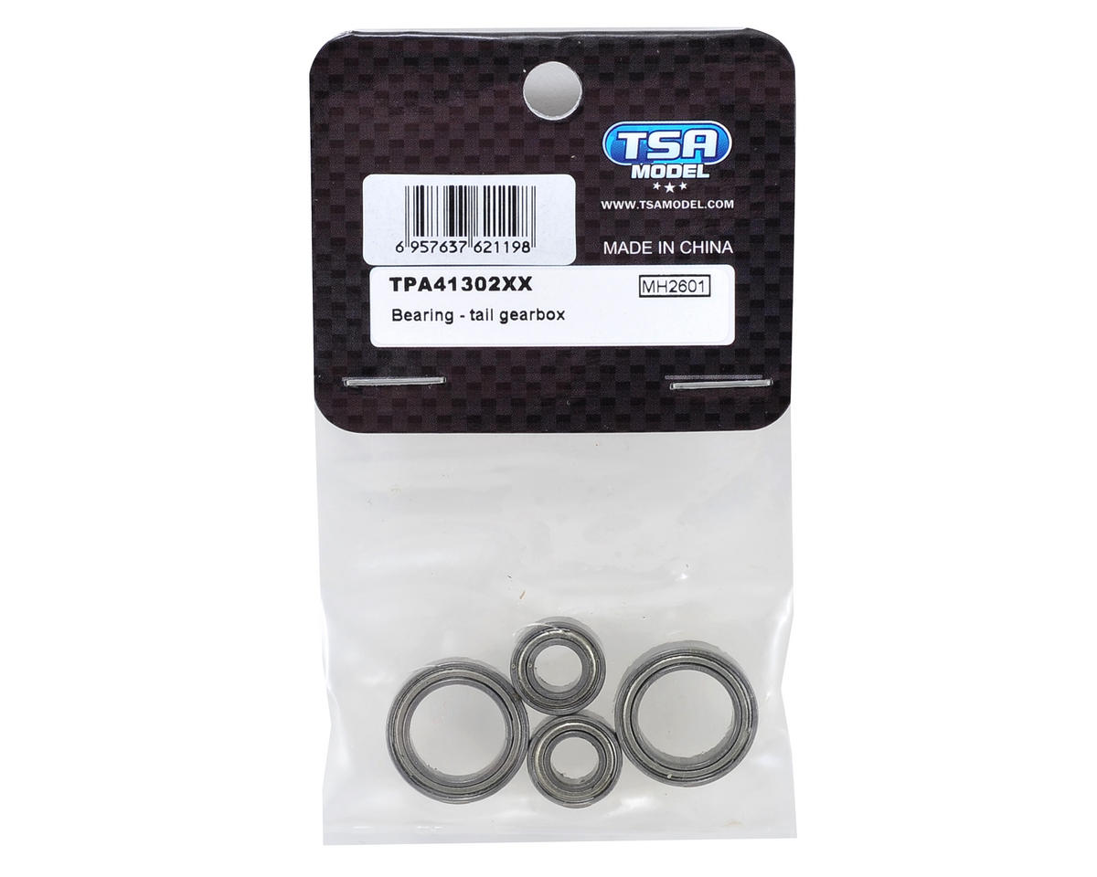 Tail Gearbox Bearing Set (4) by TSA Model