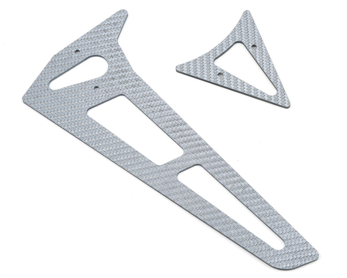 TSA Model Infusion 600E Pro Horizontal/Vertical Fin Set