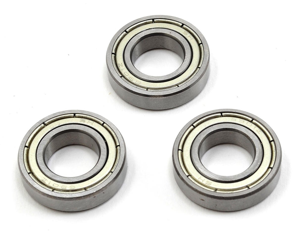 TSA Model Infusion 700E Pro 12x24x6mm Bearing Set (6901zz) (3)