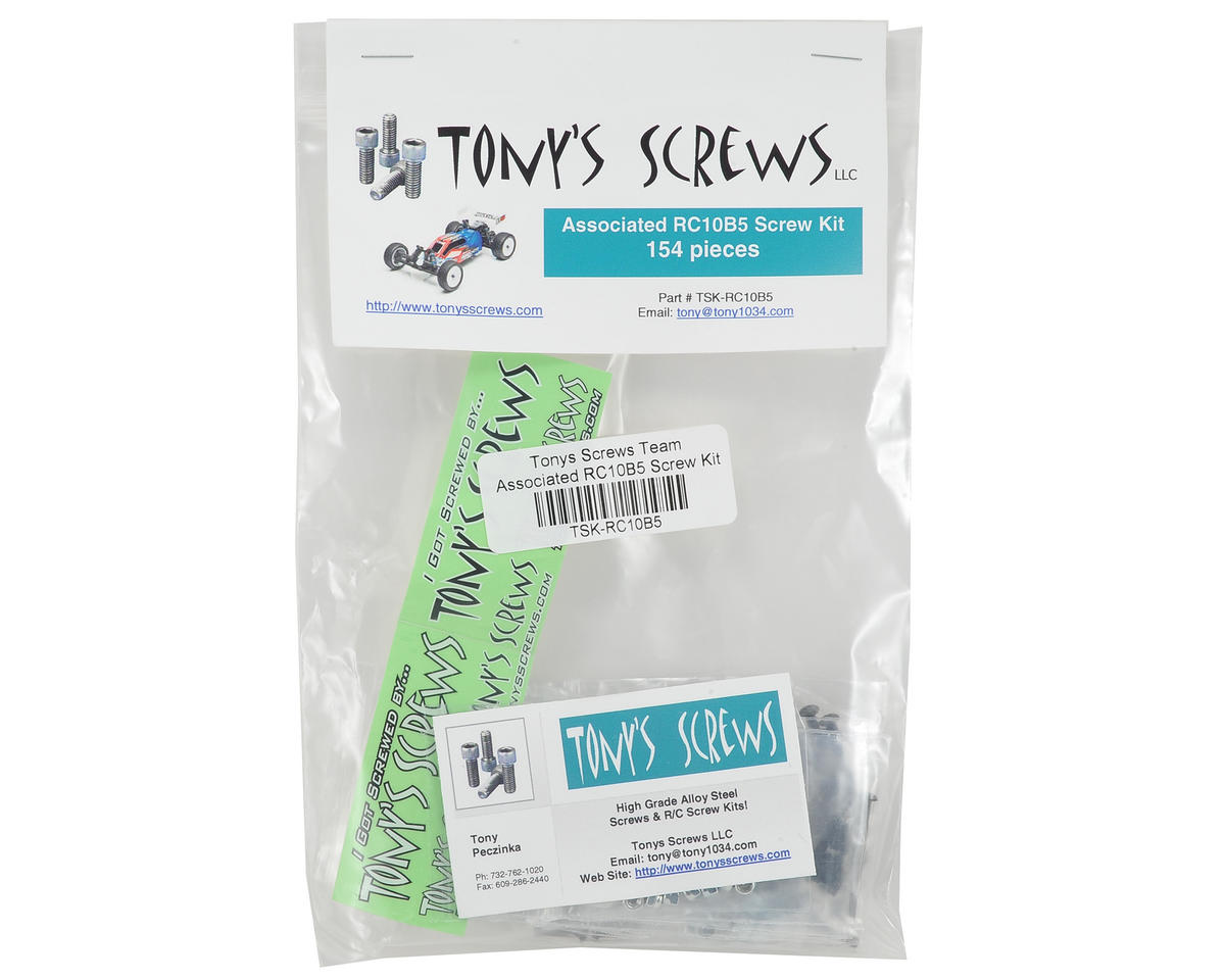 Tonys Screws B5 Screw Kit