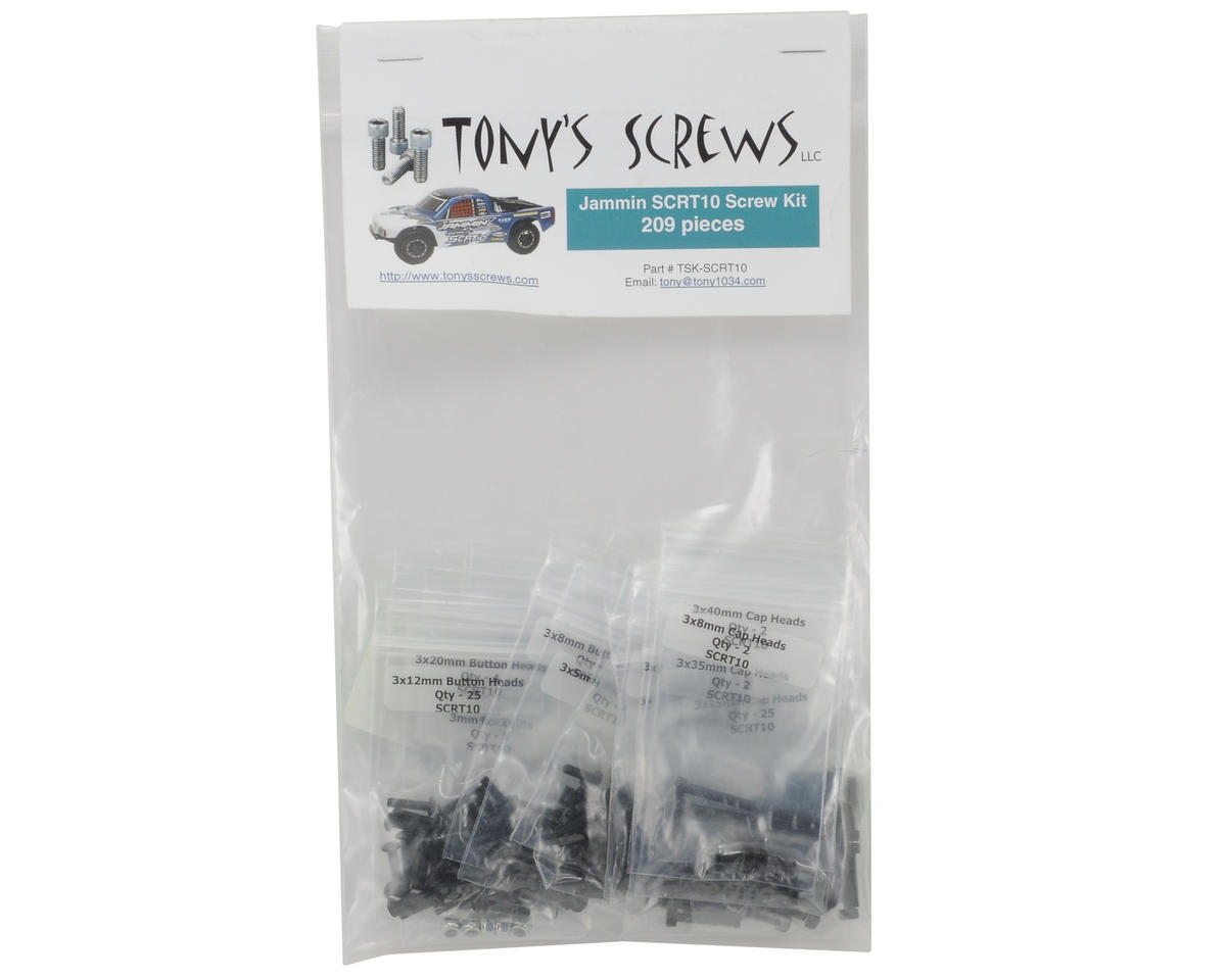 Tonys Screws OFNA Jammin SCRT10 Screw Kit