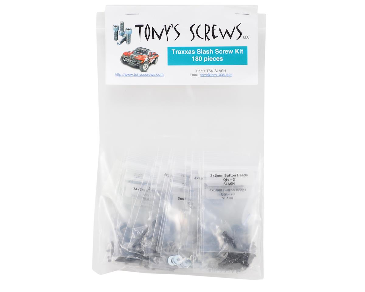 Traxxas Slash Screw Kit by Tonys Screws
