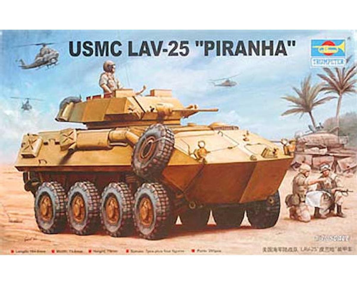 Trumpeter Scale Models 00349 1/35 USMC LAV-25 Piranha