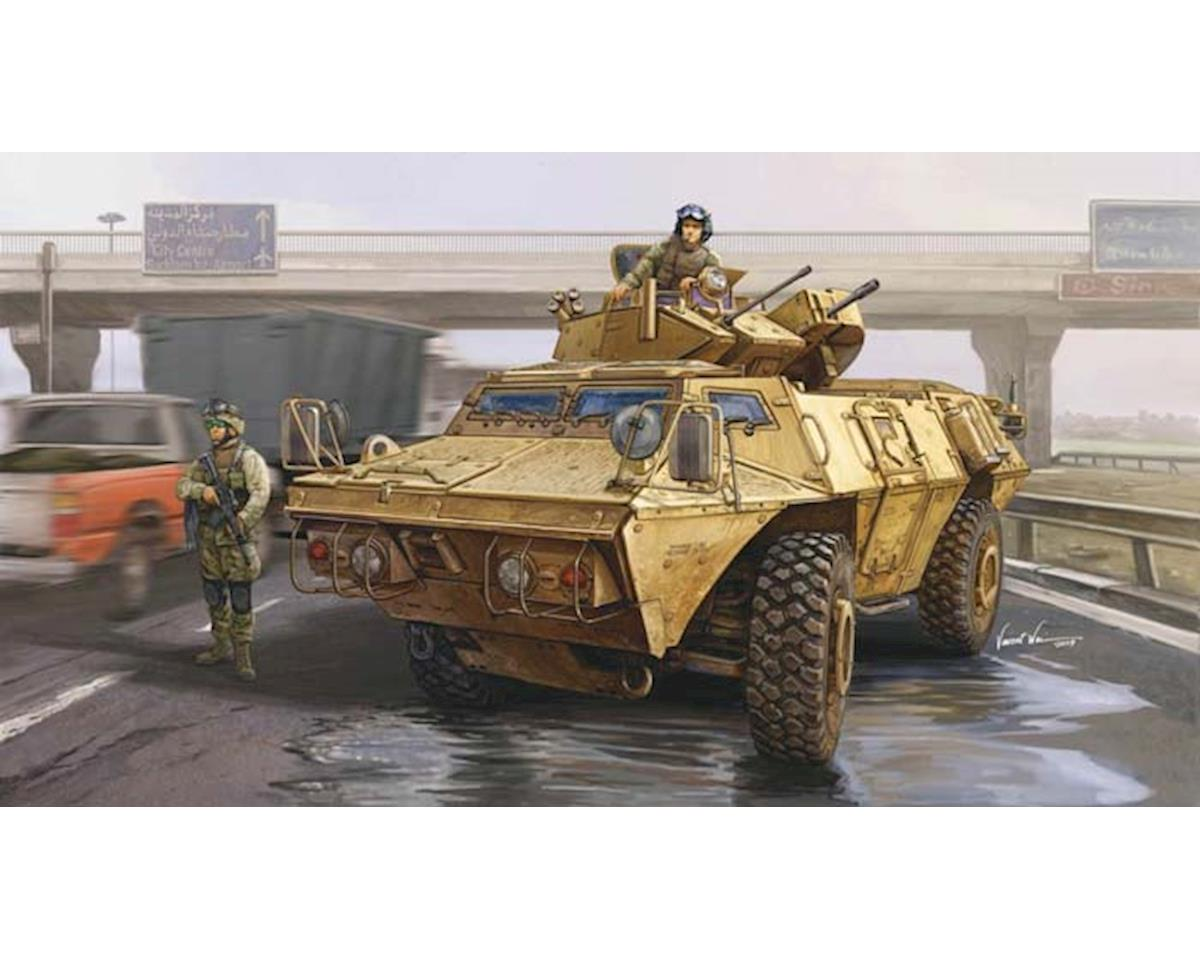 Trumpeter Scale Models 01541 1/35 M1117 Guardian Armored Security Vehicle