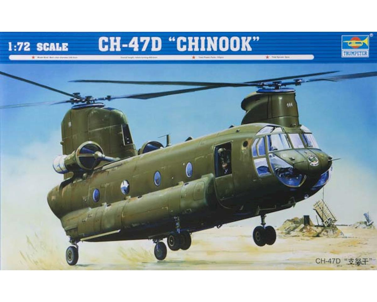 Trumpeter Scale Models 01622 1/72 CH-47D Chinook Helicopter
