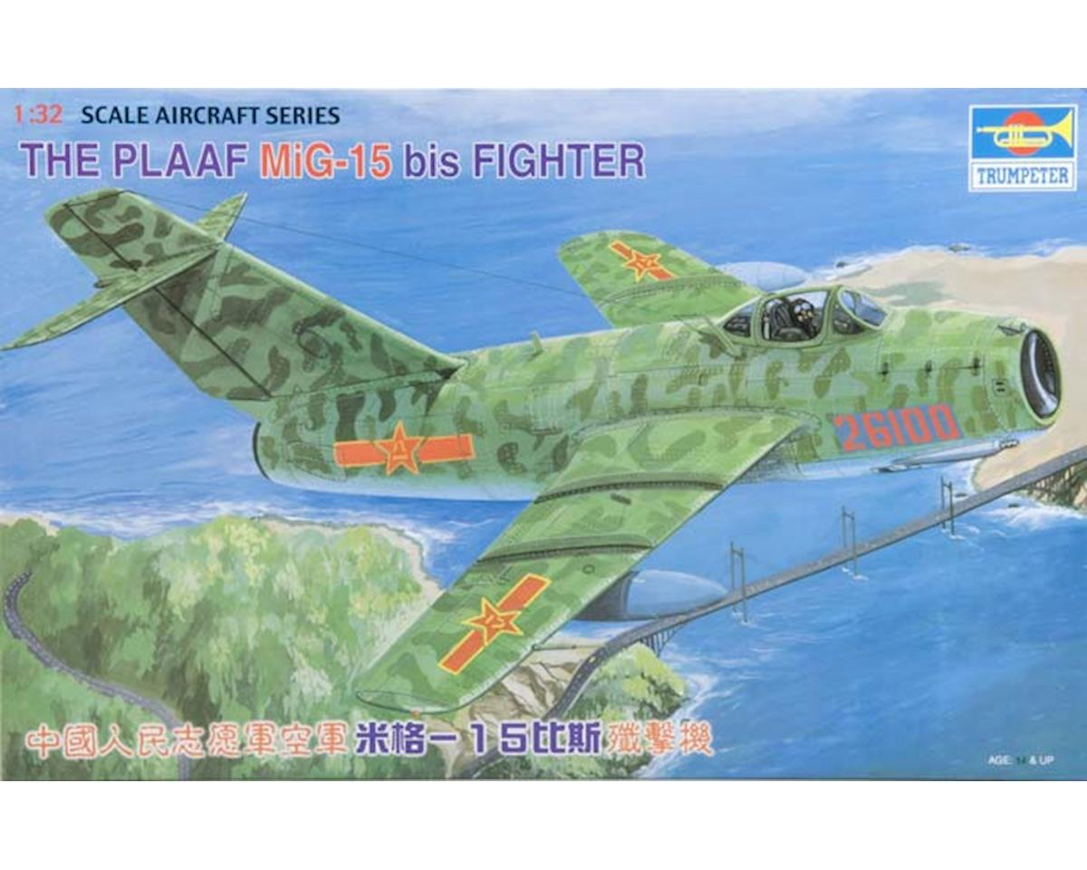 02204 1/32 Mig 15 Fighter by Trumpeter Scale Models