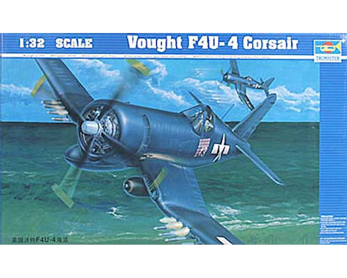 Trumpeter Scale Models 02222 1/32 Vought F4UF Corsair