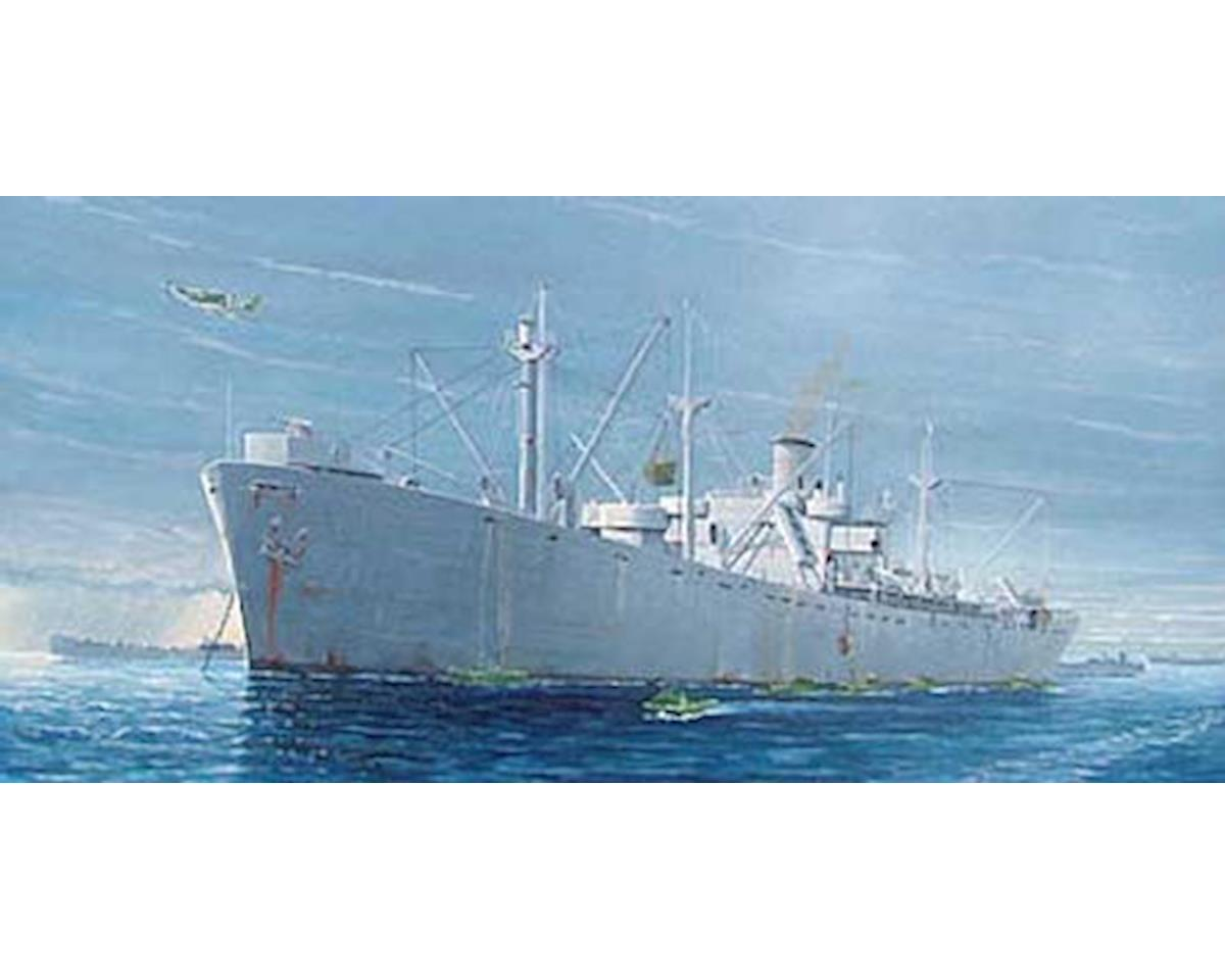 Trumpeter Scale Models 05301 1/350 SS J. O'Brien WWII Liberty Ship