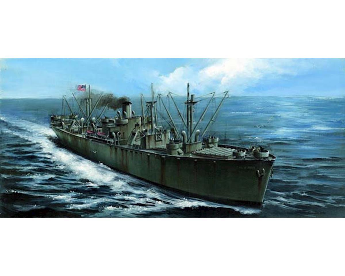 Trumpeter Scale Models 05308 1/350 USS Liberty Ship John W Brown